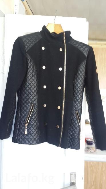 Короткое пальто 46 размер в Бишкек