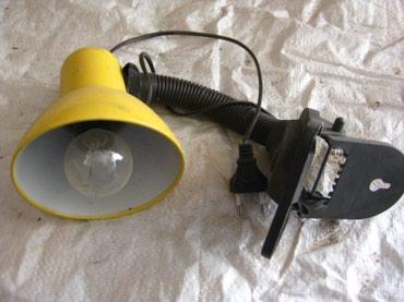 Освещение - Кара-Балта: Лампы настольные 2 штуки Рабочие! Цена - 550 сом (за обе)