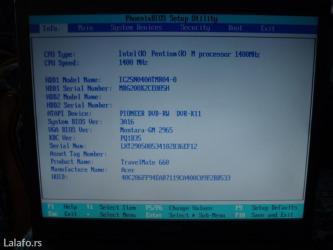 Dobar laptop za svakodnevne potrebe ekran 15' procesor intel pentium