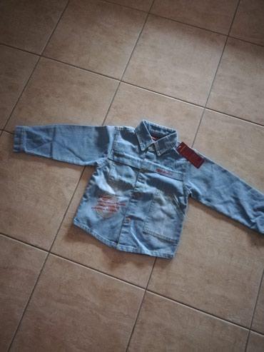 Ostala dečija odeća | Jagodina: Kosulja texas. NOVA!!!Vel. 6.Ramena 30cm,rukav40cm,duzina 40 cm