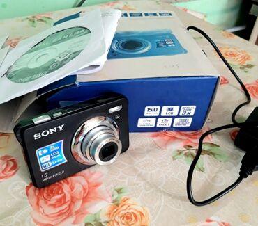 Sony fotoaparat 15 meqapicsel Videoda cekirTezedir az isdifade olunub
