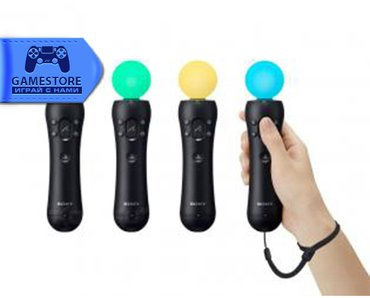 playstation controller в Кыргызстан: Оригинальный playstation move джойстик б/уподойдет для playstation