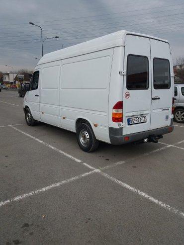 Auto services - Srbija: Prevoz selidbe