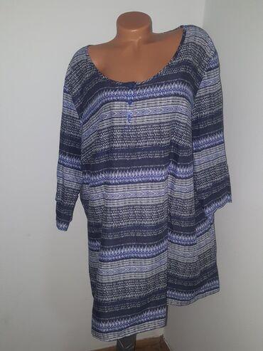 Pamucna bluza nemackoj - Srbija: Pamucna bluza 52 iz inostranstva bez elastina