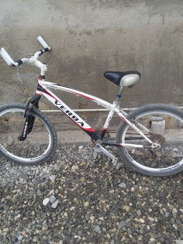 Digər nəqliyyat - Azərbaycan: Bez kraska velosipetdi