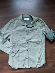 Košulje za dečaka. Očuvane i bez oštećenja. Veličina 128-8. Cena - Ruma
