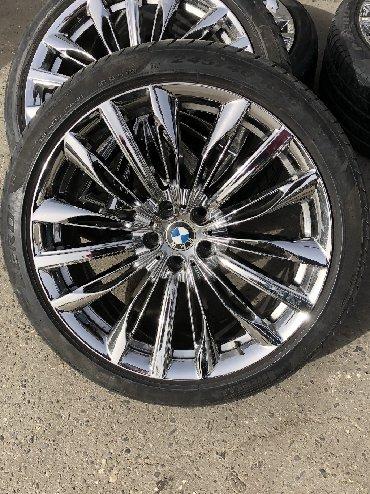 bmw disk - Azərbaycan: BMW 7ci seriya üçün 20 lik disk. Disk a classdır. Xrom rəngdədir