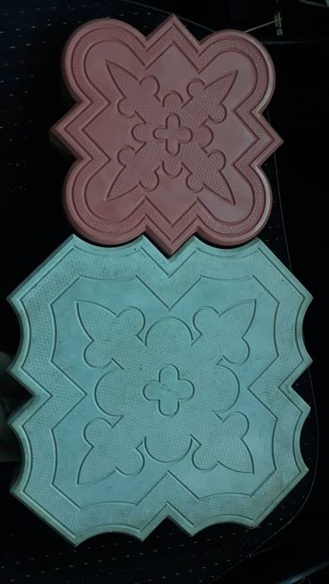 укладка брусчатки и бордюры в Кыргызстан: Укладка брусчатка. Продаю брусчатка.троутарные плитки.лотки, бордюры