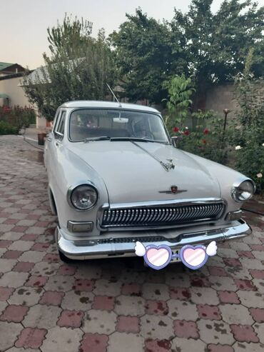 ГАЗ - Кыргызстан: ГАЗ 21 Volga 2.5 л. 1960   21 км