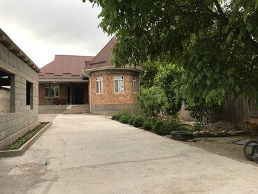 4гор больница бишкек в Кыргызстан: Продается дом 152 кв. м, 6 комнат