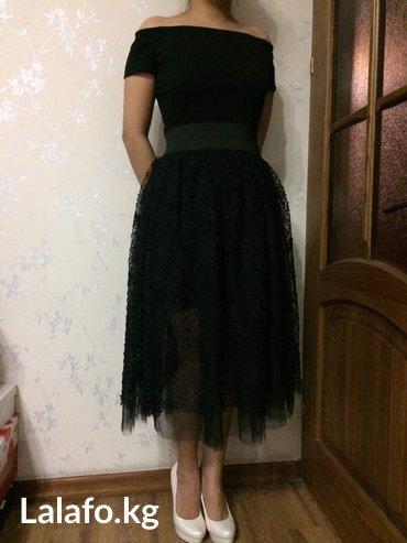 Платье размер м от mango (надевала 1 раз в Бишкек