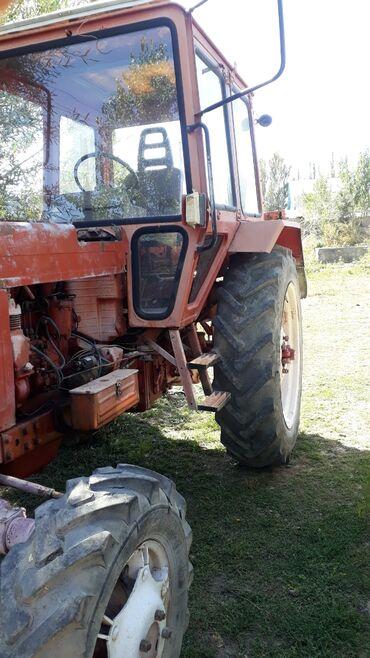 трактор мтз 82 1 в лизинг in Кыргызстан | СЕЛЬХОЗТЕХНИКА: Трактор мтз 82. Год 1995 . Документы в порядке