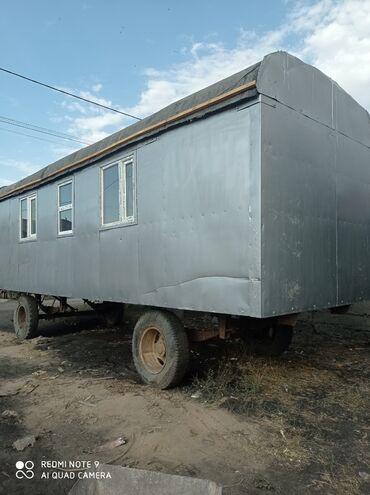 ���������� ������������������ �������� �� �������������� в Кыргызстан: Продаю вогончики с ремонтом, пдастиковые окна. срочно продаю