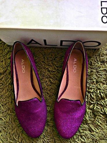 Aldo cipele sa kožnom postavom, u brojevima 38 i 39 - Belgrade