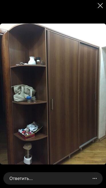 вешалки настенные в прихожую дорогие в Азербайджан: Kupe skaf asilqan ve dolablardan ibaretdir. ici cox genisdir