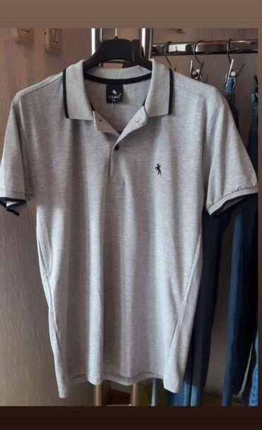 Siva majica br M i 3xl snizeno
