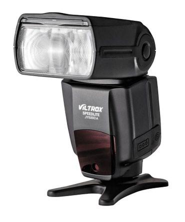 Bakı şəhərində Viltrox JY680 speedlite flash Canon Nikon. Təzə.
