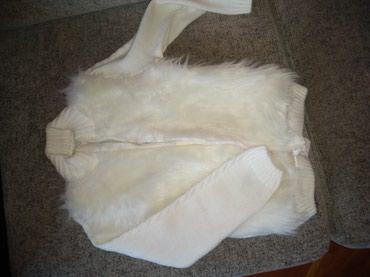 OVS džemper-jakna,idealna za prelazni period,napred krzno,rukavi i - Vrsac