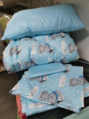 постельное принадлежности в Кыргызстан: Акция!Магазин подарков.Текстиль и ручная работа. Одеяла халофайбер