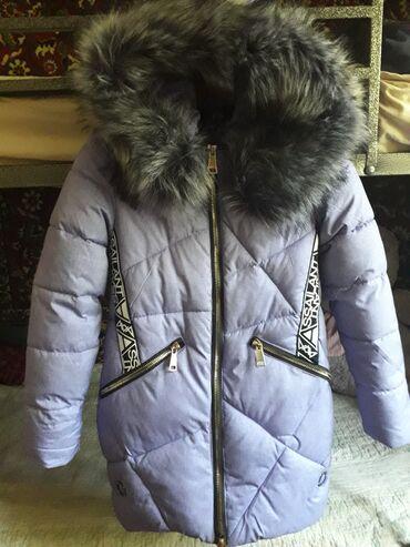 Куртка(холофайбер)для девочки 11-12