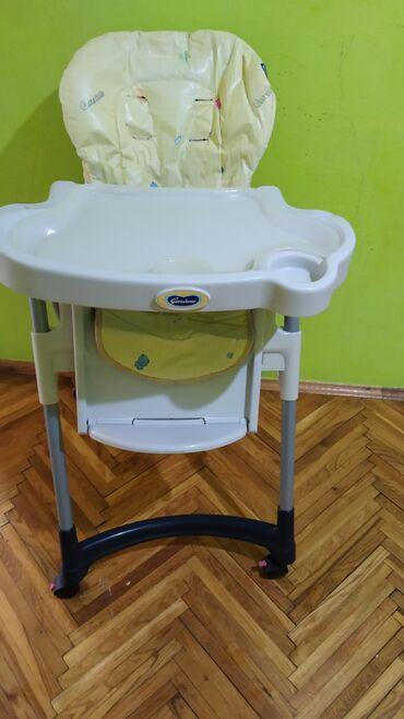 Stolica za hranjenje - Srbija: Stolica za hranjenje