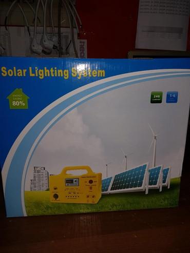 Генераторы - Кыргызстан: Переносной солнечный генератор(солнечная батарея) для чабанов рыбаков
