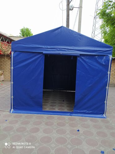 Спорт и отдых - Кыргызстан: Продаю шатер палатка беседка для отдыха торговли палатка сделана из