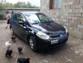 синий nissan в Кыргызстан: Nissan Tiida 2007
