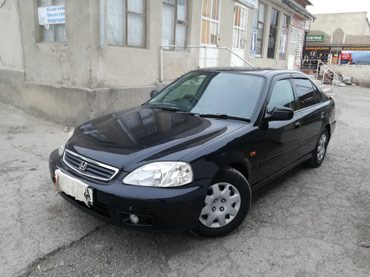 Honda Civic 2000 в Лебединовка
