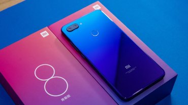 • Xiaomi Mi 8 Lite 128GB,BLue• в Bakı