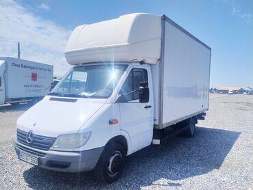 мерседес-спринтер-холодильник-рефрижератор в Кыргызстан: Mercedes-Benz Sprinter Classic 2.7 л. 2000 | 236087 км
