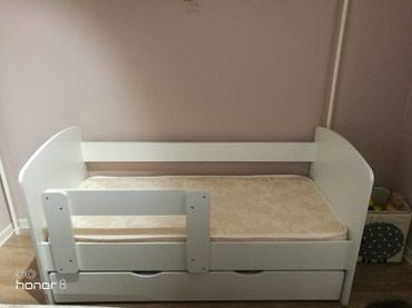 Продаем кроватку новую,  обращаться по телефону  в Бишкек