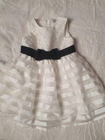 белье для девочек в Азербайджан: Красивое нарядное платье Lindex для девочки 12-18 месяцев. В идеальном