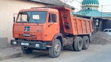 Грузовой и с/х транспорт в Базар-Коргон: Камаз 65115