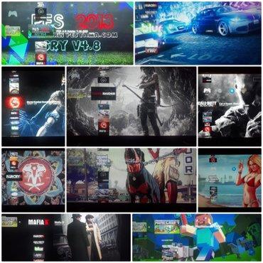 Bakı şəhərində Playstation 3un oyunlarinin yazilmasi oyunlar tam originaldi donmasi i
