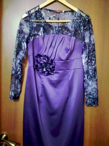 Платье из Белоруссии, покупала за 8000,размер 48 в Кок-Ой
