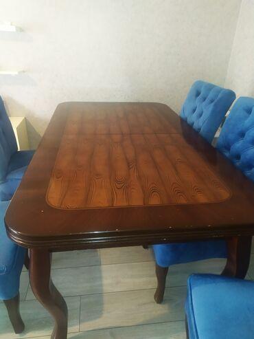 Cayxana ucun stol stul - Азербайджан: Islenmis stol,stul stul 5 ededdir