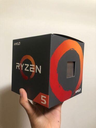 Prosessorlar - Azərbaycan: AMD Ryzen 5 2600 Heç bir problemi yoxdur yoxluğun götürə bilərsiz