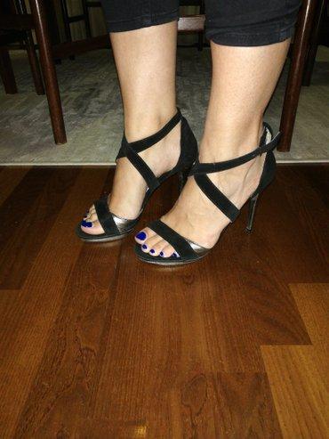 Crne sandale br 40 - Nis