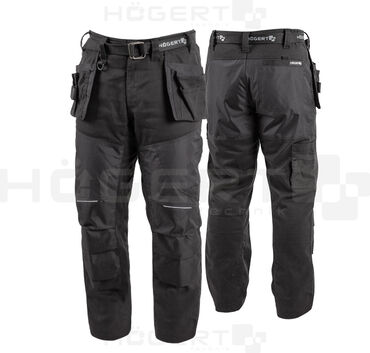 Muške Pantalone | Subotica: PANTALONE NEKAR, BOJA CRNA S