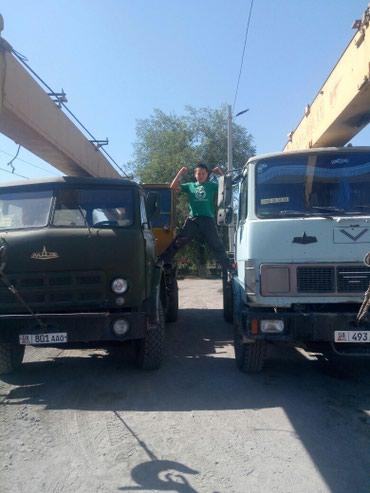 Услуги крана в городе Бишкек и в в Кант
