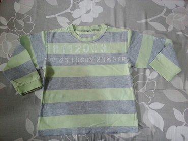 Majica na dug rukav za decaka, velicina 3 - Valjevo