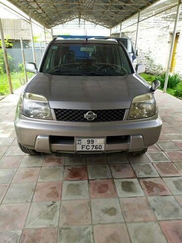 Nissan X-Trail 2 l. 2001 | 16000 km
