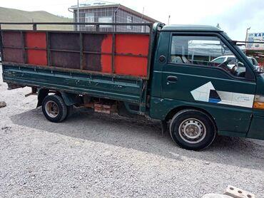 Huanghai в Кыргызстан: Huanghai Другая модель 2001