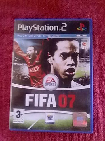 PlayStation 2  fifa 7 - Kucevo