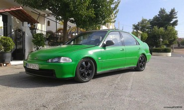 Honda Civic 1.6 l. 1995 | 185000 km