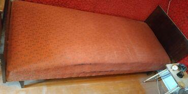 Продается мебель советского стиля: гардероб, две кровати и комод. По о