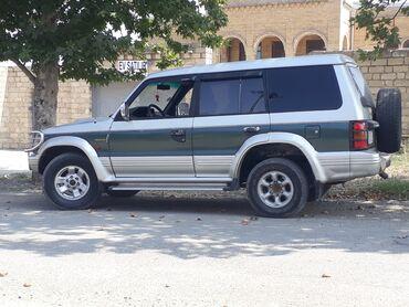 Avtomobillər - Gəncə: Mitsubishi Pajero Pinin 2.5 l. 1993