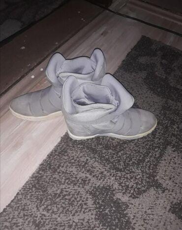 Ženska patike i atletske cipele   Prokuplje: Patike na platformu br. 38., extra su kao i sto se vidi na slikama