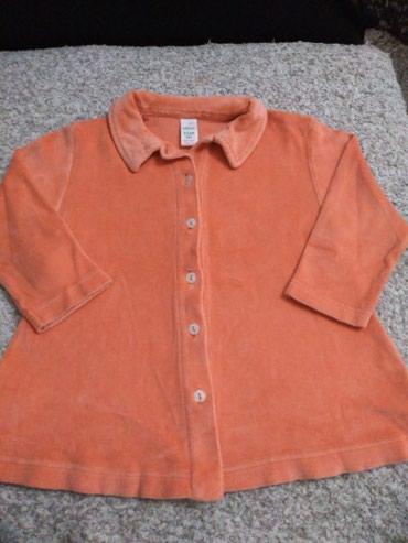 Dečija odeća i obuća - Prijepolje: Bluza od plisa za devojcice. Vel. 98.Uzrast 2-3 god. Bez ikakvih fleka